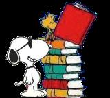 SnoopyWoodstockLibri160