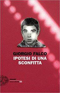 copertina Giorgio Falco 2017