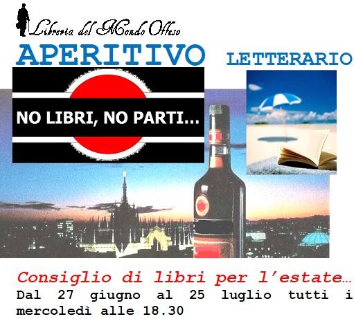 fb APERITIVO LETTERARIO NO LIBRI NO PARTI GIUGNO2018